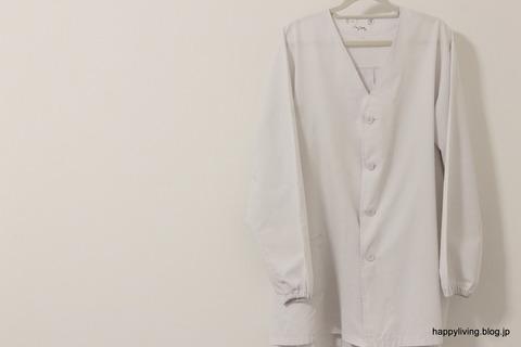 給食当番白衣 アイロン (4)