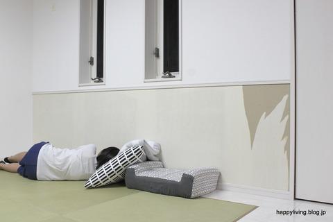 腰壁 DIY (4)