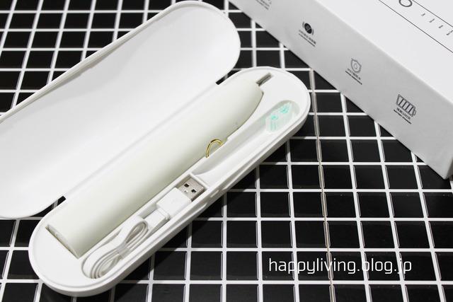 電動歯ブラシ ホワイト シンプル オシャレ (1)