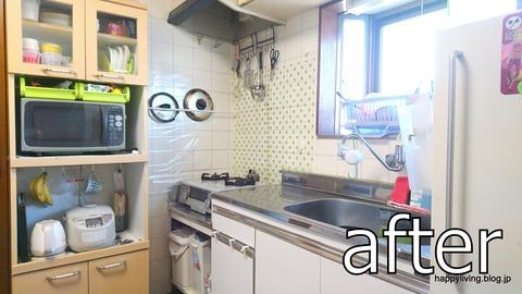 整理収納サービス モニター様 茨城 キッチン (23)
