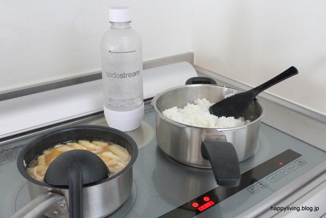 コストコ ソーダストリーム 料理 炭酸水 家で作る (5)