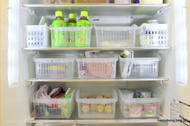 ペットボトル 飲み物収納 冷蔵庫 パントリー (4)