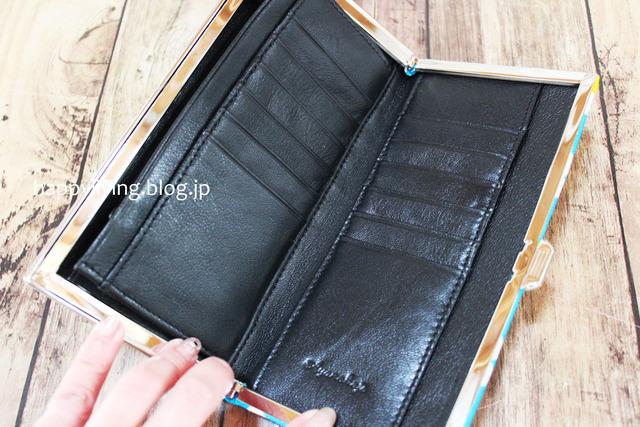 AYANOKOJI がま口長財布 柄物 かわいい (4)