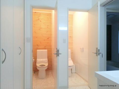 トイレ 間取り 動線