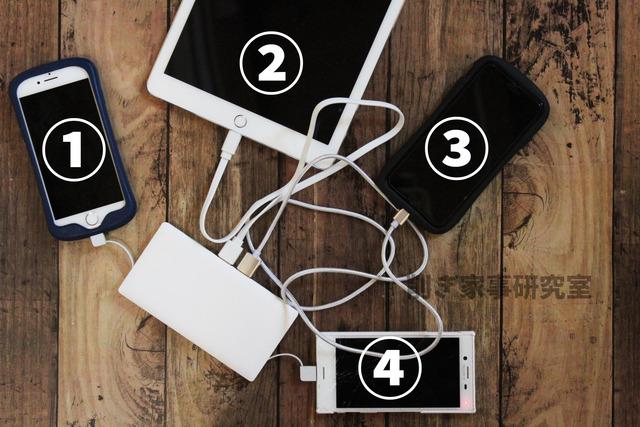 モバイルバッテリー iPhone android typeC (3)