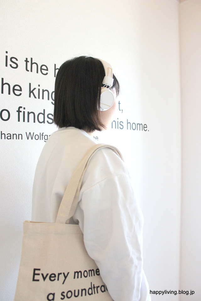 Sudio REGENT ワイヤレス ヘッドホン ホワイト おしゃれ (3)