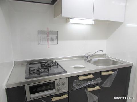 マンションリフォーム キッチン2