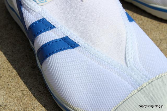 上履き 汚れを防ぐ キャンバス地 スニーカー (3)