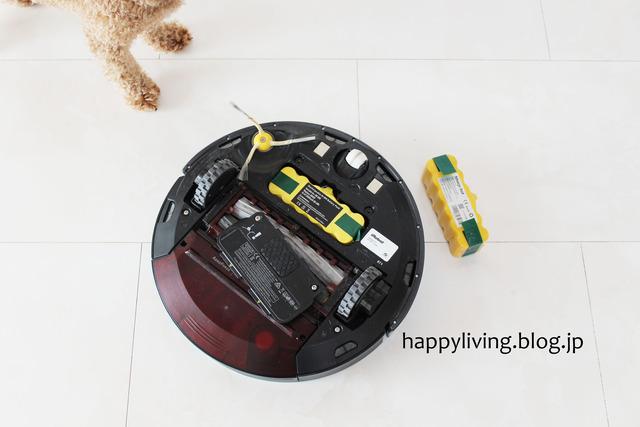ルンバ 互換バッテリー 安い 交換頻度 (5)