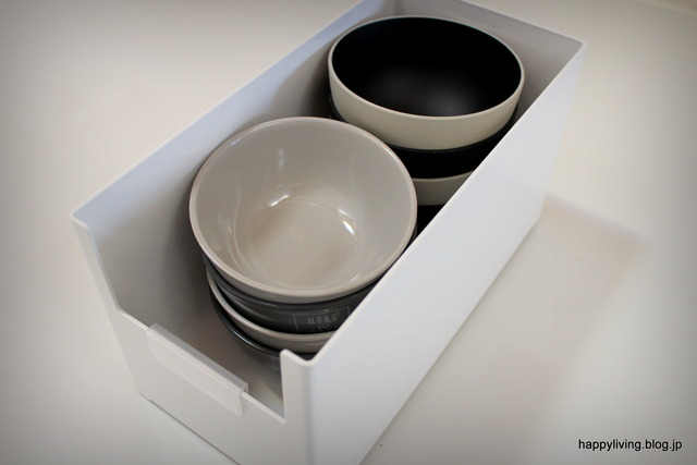 ダイソー モノトーン 皿 茶椀 100均 (2)