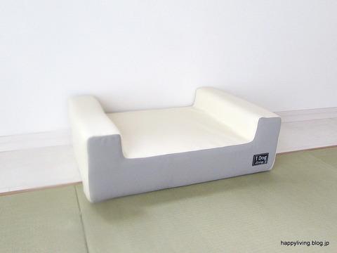 ホワイトインテリア 犬 ベッド ソファ