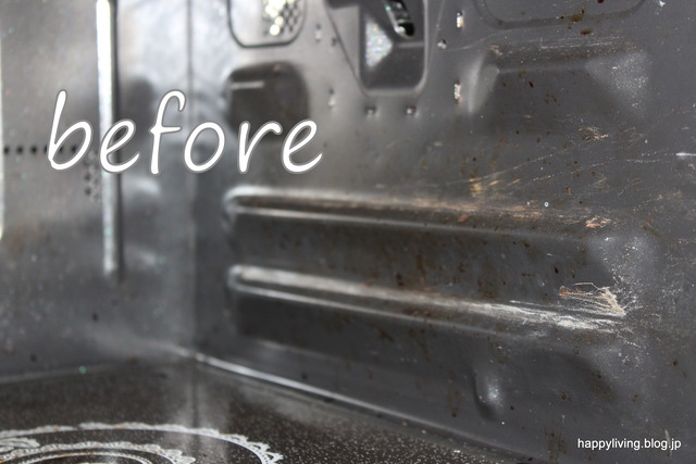 スチームファースト スチームクリーナー オーブンレンジ 掃除 (3)