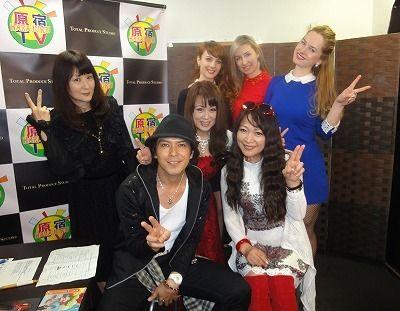 原宿テレビ4月