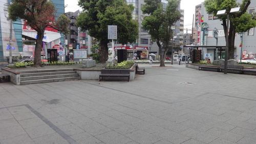 行徳駅前広場1