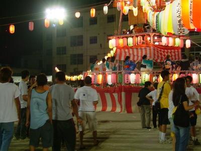 塩焼 夏祭り