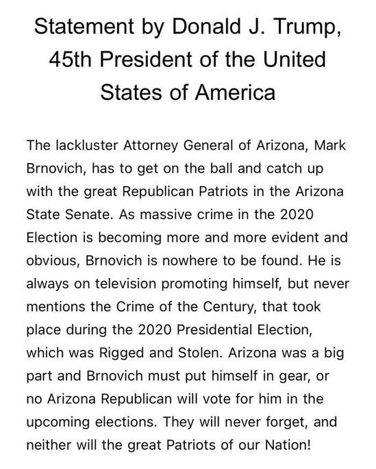 TrumpStatement522