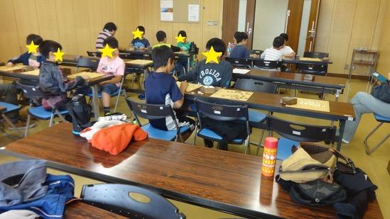 1109教室風景