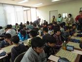 小学生の部会場