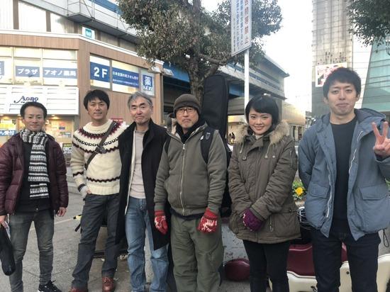 1215行徳駅前ライブ出演者