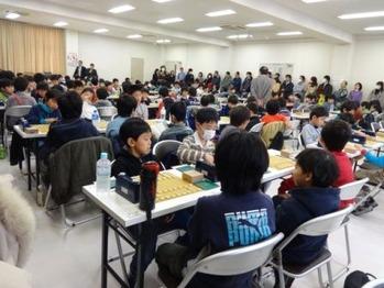 小学生名人戦東京23区予選