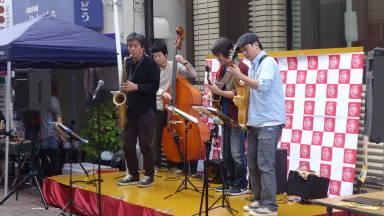 市川まつりジャズバンド