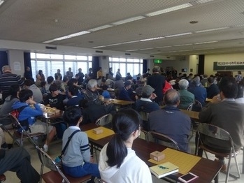 市川市民大会2016開会式