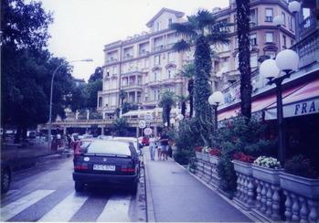 アドリア海の町