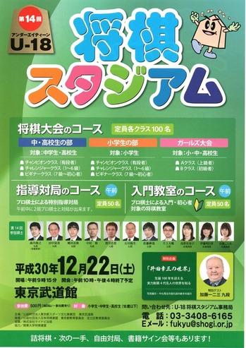 U18将棋スタジアム表
