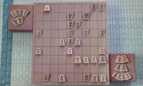 平7棋王戦より