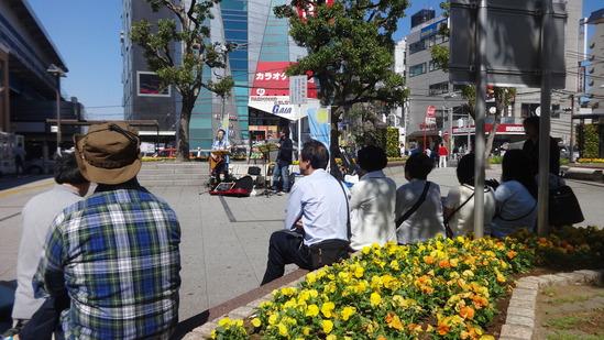 行徳駅前ストリート観衆側2