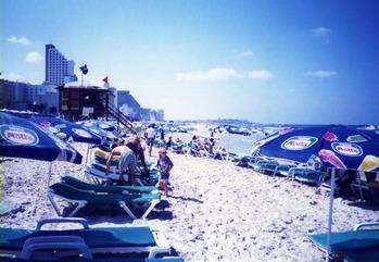 テルアビブビーチ1
