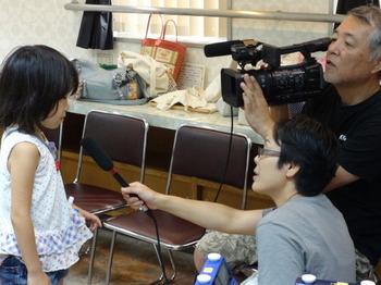 カラちゃんインタビュー