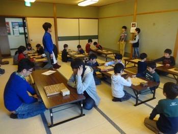 161203教室風景
