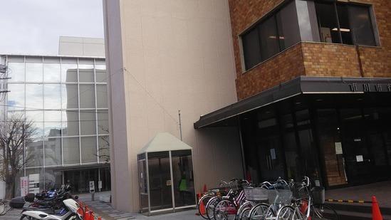 行徳公民館と文化会館