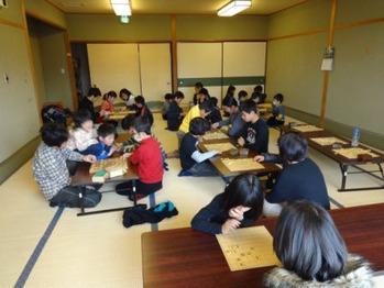 教室風景20140125