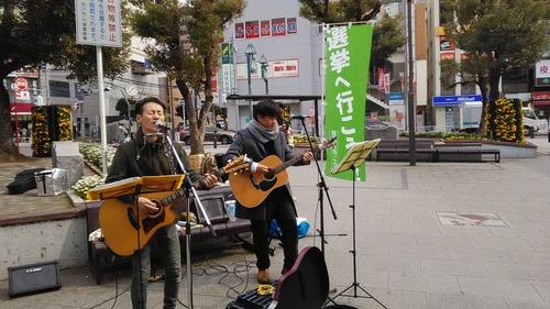 選挙へ行こうライブ2019