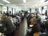 市川市民将棋大会開会式