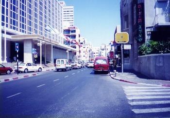 テルアビブ市街
