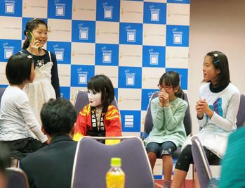 2014女子アマ団体戦GSGコント