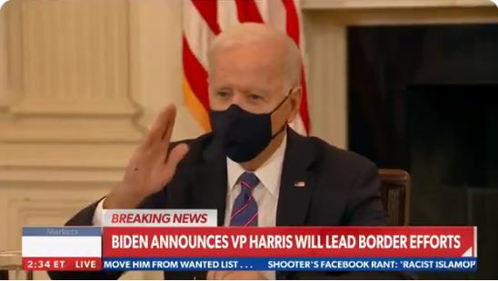 バイデン国境政策