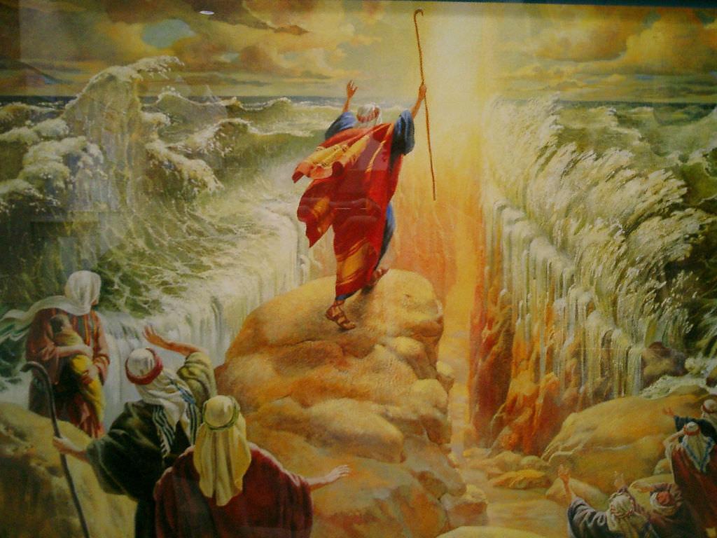 の 奇跡 モーゼ 十の災い(十災禍)