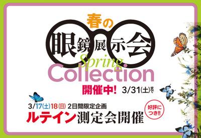 春の展示会-2