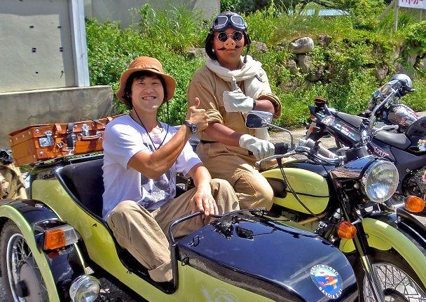 ガンダムのテストパイロットとして AKIRAに出てくる金田のバイクにまたがりたいと切に願う。