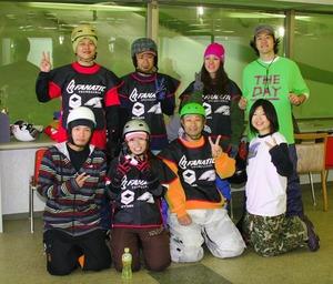 team shige