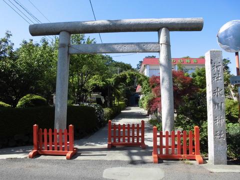 ⑤氷川神社2
