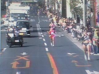 35kmからがマラソン