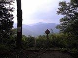 堂所山で一休み