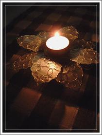 capiz candle