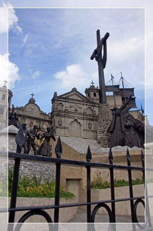 heritage of cebu monument 1