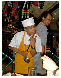 singing cook 4
